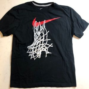 Nike Men's Basketball Net T-Shirt